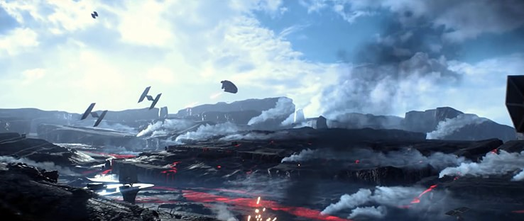 Star Wars Battlefront Map - Sullest