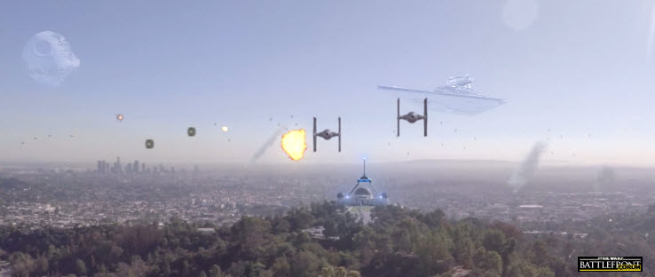 Star Wars Los Angeles Invasion