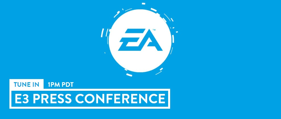 Electronic Arts E3 Press Conference