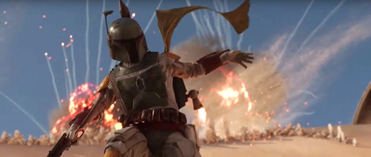 Boba Fett Returns
