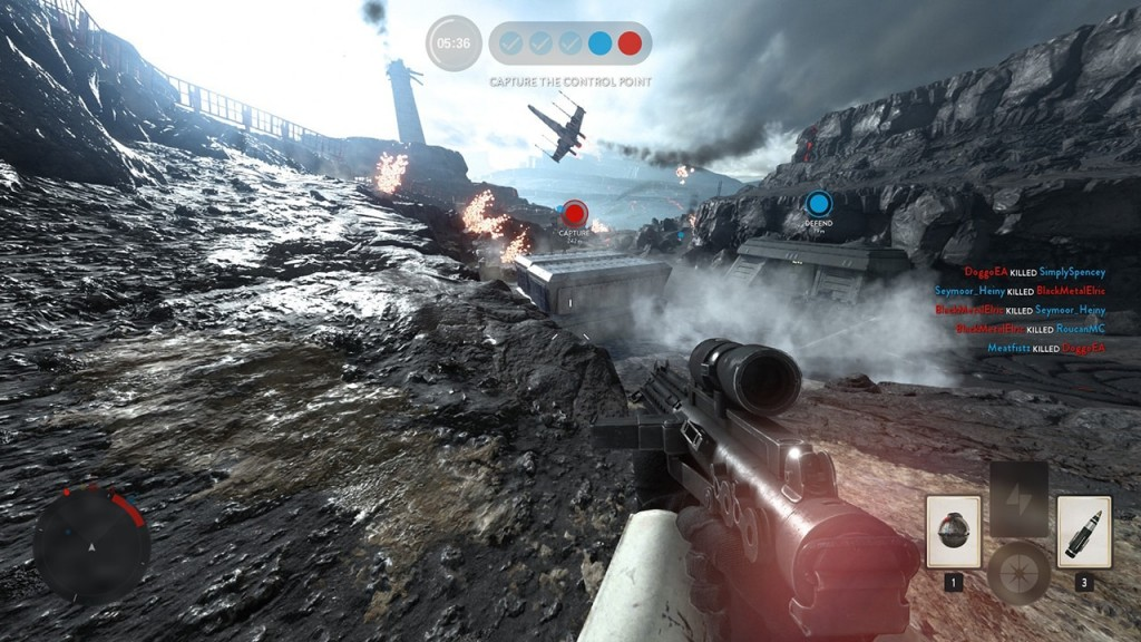 Supremacy Multiplayer Game Mode