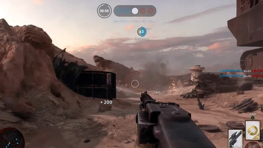 Supremacy on Tatooine Map