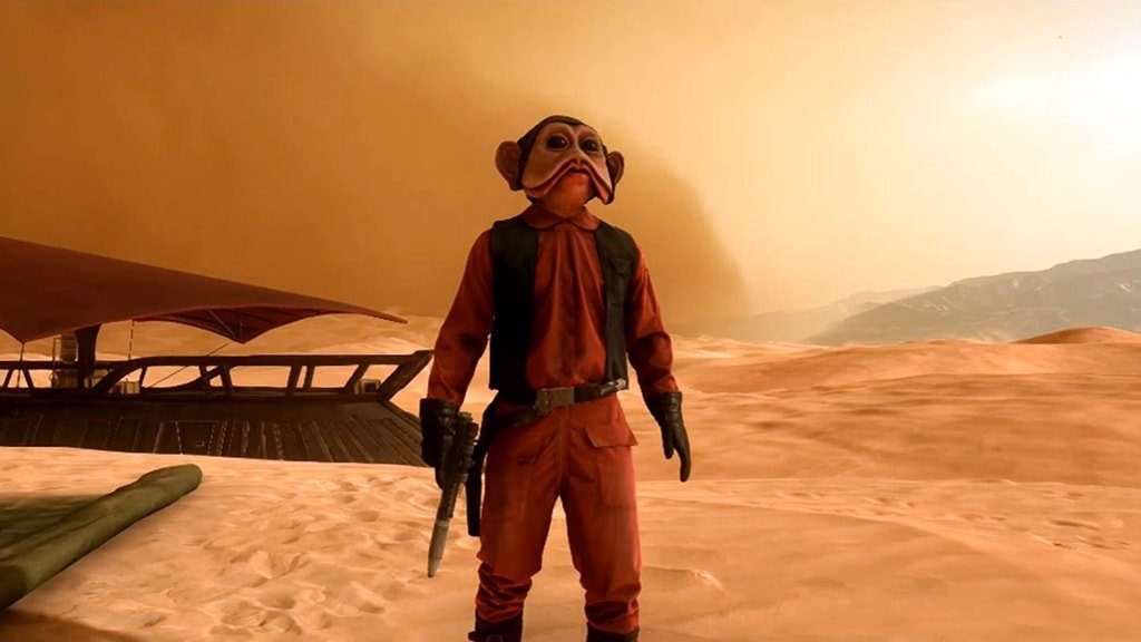 Nien Nunb Hero Spawning